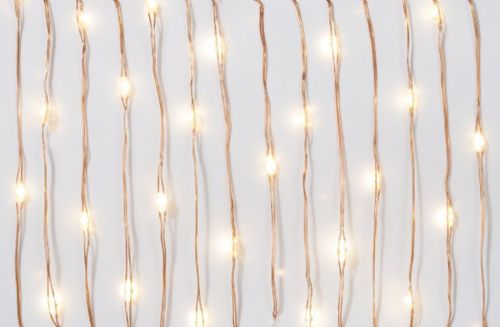 Copper Wire Lights 3m
